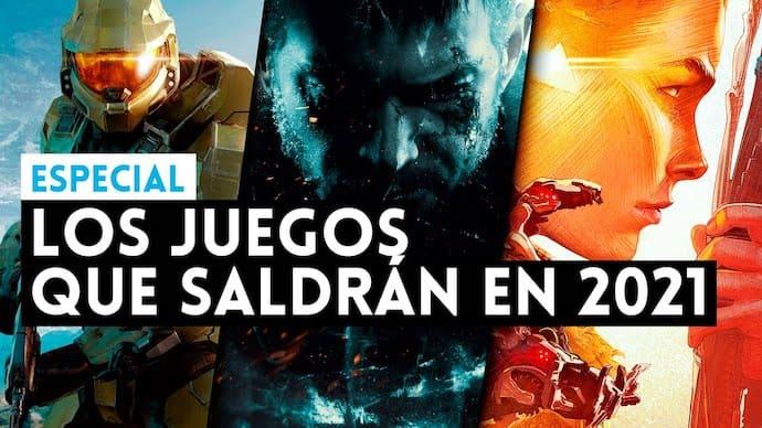 Videojuegos top 2021